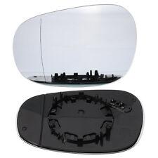 Left Heated Wing Mirror Glass For BMW E81 E90 E91 E92 325i 328i 335i 2009-2012