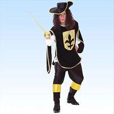 Kostüm Musketier Gr. 50-54 Faschingskostüm Musketierkostüm Aramis D'Artagnan