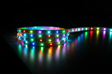 5M WS2801 RGB LED strip, IP67 Waterproof, Individually Addressable, USA ship!