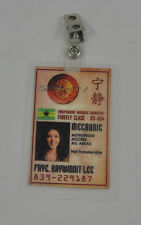 Serenity/Firefly ID Badge-Mechanic Kaylee