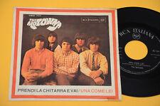 "MOTOWNS 7"" 45 PRENDI LA CHITARRA E VAI 1°ST ORIG ITALY BEAT ANNI '60"