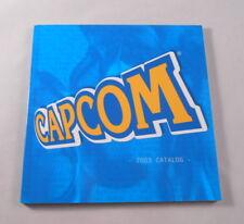 Capcom E3 2003 Product Catalog PS2 Resident Evil Megaman Onimusha