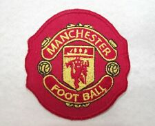MANCHESTER Angleterre Ecusson tissus thermocollant brodé Football FIFA patch
