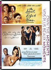 THE SECRET LIFE OF BEES + WAITING TO EXHALE + HOW STELLA GOT HER .... *NEW DVD*