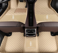 Suitable for 2007-2019 Lincoln Continental MKC MKT MKS MKX MKZ Car Floor Mats