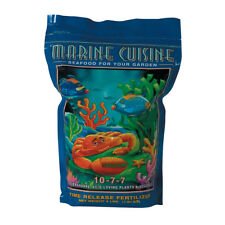 Fox Farm Marine Cuisine Dry Time Release Fertilizer 4 lbs 10-7-7 Seafood