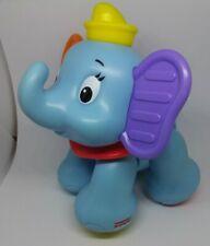 Dumbo Fisher Price Disney Amazing Animals Clicker Pals Baby Jumbo Jr Elephant