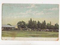 Transvaal Automobile Club Rustenburg South Africa Vintage Postcard 256b