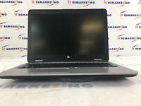 HP ProBook 650 G2 Core i7-6600U 2.6 GHz 8GB DDR4 RAM No HDD/SSD No OS