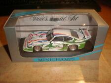 Minichamps 1:43 Ford Capri Gr.5 Nigrin 1981 M.Winkelhock  MIB (ds17/N0176)