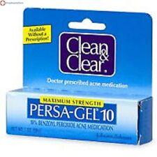 Clean & Clear. Maximum Strength Persa-Gel 10: 3 packs
