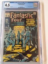 Fantastic Four #87, Volume 1, CGC 4.5