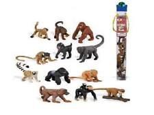 Primaten - Primatenaffen (12 Minifiguren) Serie Themengebiet Safari Ltd 680604