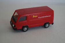 Herpa Modellauto 1:87 H0 Mercedes-Benz 100 Kasten Ziegler Kundendienst # 185714