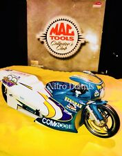 NHRA Antron Brown 1:9 Diecast TROY VINCENT Pro Stock Bike ACTION Motorcycle 1999