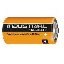 70x Duracell Industrial Baby C MN1400 LR14 Alkaline Batterie UM2 Neue Ware