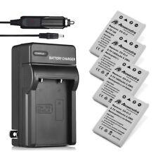 EN-EL5 Battery + Wall Charger for Nikon Coolpix P500 P510 P520 P530 P80 P90 P100