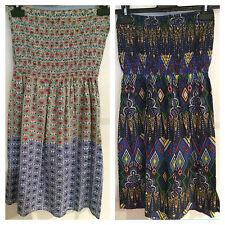 Primark Bandeau Summer/Beach Sleeveless Dresses for Women