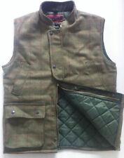 Unbranded Tweed Waistcoats for Men