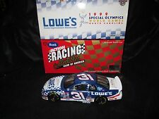 RCCA/Action 1:24 Bank car Mike Skinner #31 Lowe's/ Special Olympics 1998 Chevy