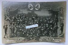 Foto - AK Gruss von der Reserve 1908 im 1.WK (22)