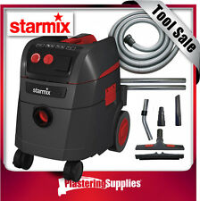 Starmix 35L 1600W Dust Extractor With Permanent Clean System +ACC AISP35 L