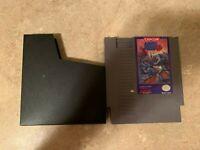 Mega Man 3 (Nintendo Entertainment System, NES) With Sleeve