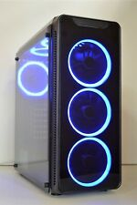 GAMING PC Quad i7 3.4 GHZ 480 GB SSD 8/16 GB RAM GTX 1650 1660 1660Ti Windows 10