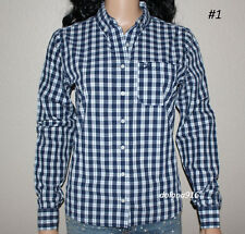 NEW GILLY HICKS WOMEN'S 100% COTTON SHIRT SIZE M