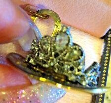 NWT Juicy Couture 2006 RODEO PRINCESS TIARA HAT Charm HTF!!!! YJRU0673