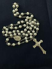 ROSARY BEADS - NECKLACE - CATHOLIC PRAYER BEADS