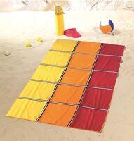 Strandtuch 100x160 cm, Badetuch, Saunatuch 100% Baumwolle von Gözze