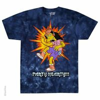 THE SIMPSONS-METAL ROOTS-HOMER,MARGE, BART, LISA-TIE DYE T-SHIRT M-L-XL-XXL NEW