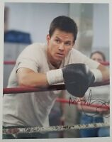 Mark Wahlberg Signed The Fighter 11x14 Photo Micky Ward Boxing True Story RAD