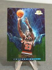 1995-1996 Skybox Premium Michael Jordan Meltdown Insert Card #M1