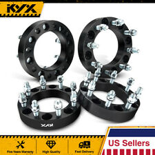 4pc 8x65 To 8x170 Wheel Adapters 15 Thick 8 Lug For 1994 2010 Dodge Ram 2500