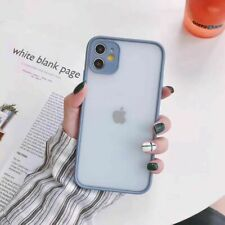Genuine Frosted Case For Apple iPhone 11 Pro Max SE 2 XR X XS 7 8 TPU Back Cover