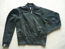 Womens Adidas Originals Respect Me by Missy Track Top Jacket Black Size uk16