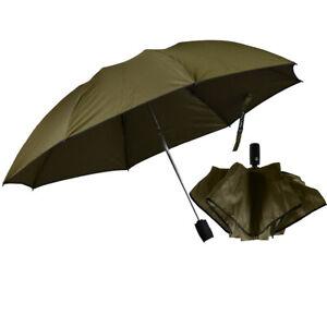 Inverted Folding Umbrella Auto Open/Close Reverse Umbrella w/ Sleeve Travel Dry