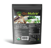 ORGANIC MORINGA LEAF POWDER 1 lb. USDA Certified Non-GMO - Superfood