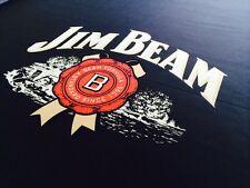 ENGLISH Hainsworth Jim Beam Black Pool Billiard Table Cloth Felt Full kit 7ft