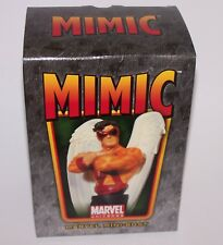 Mimic Marvel Mini Bust Statue X-Men Wolverine 2008 Bowen Designs NIB 1032/1500