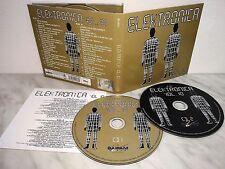2 CD ELEKTRONICA - VOL 10 - GUBELLINI - DYNO - SPACE MASTERZ