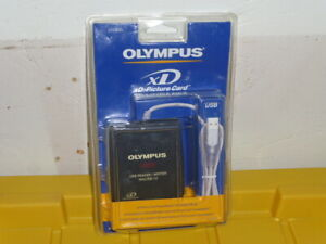 Olympus MAUSB-10 USB Reader / Writer - xD Picture Card or Smart Card Media NEW