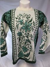 Emerald Isle Irish Sweater Mens Small