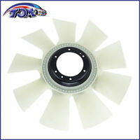 New Engine Radiator Cooling Fan Blade For Ford Trucks Suv Pickup 6.0L Diesel