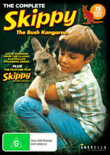 Skippy: The Complete Series Plus Skippy and the Intruders (DVD) NEW/SALED