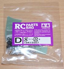 TAMIYA 58229 TOYOTA GT-ONE ts020/f103, 9415507/19415507 Metal Parts Bag D, Neuf sous emballage