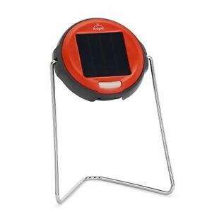d.light S3 Solar Rechargeable Portable LED Lantern - Light for Camping, Tent, Hi