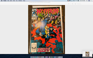 🔥LOT C- Wolverine #7 (NM) - Grey Hulk (Mr. Fixit) Cameo App.! - Jessica Drew🔥